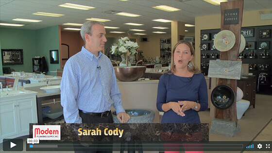 Modern Plumbing Interviews with Sarah Cody